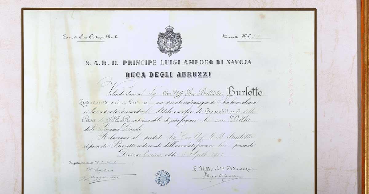 diploma-duca-abruzzi-burlotto